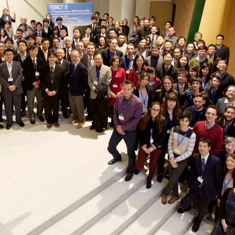 Asistentes del 9th Young Researchers' BNCT Meeting de Japón - NEUTRONES PARA MEDICINA