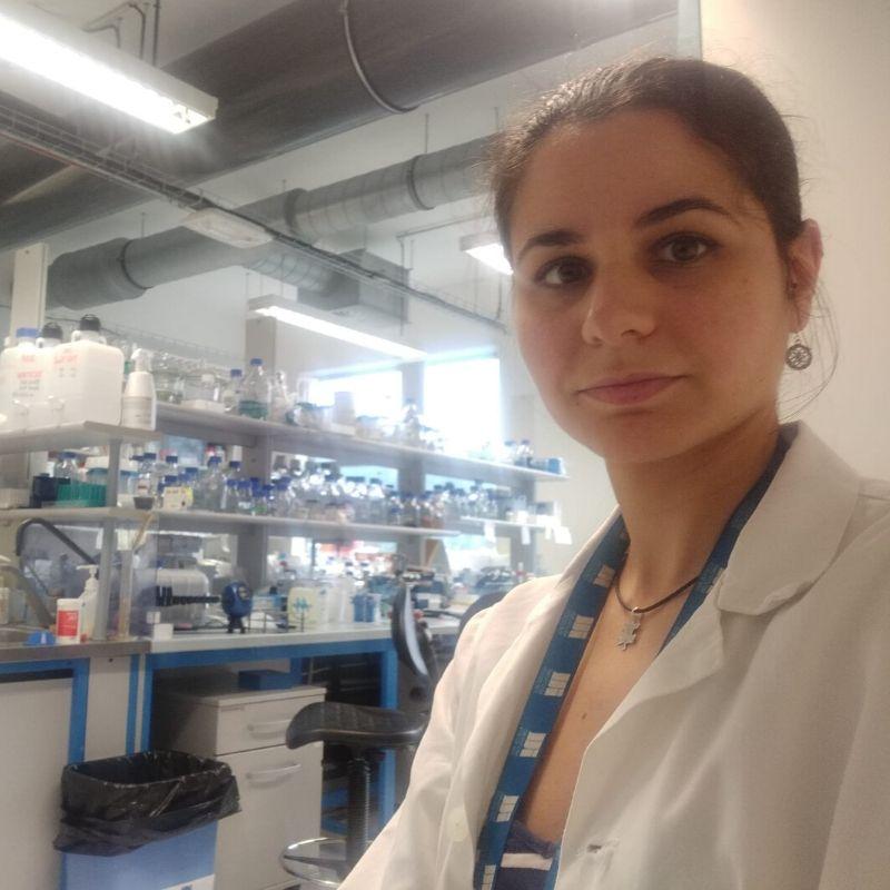 Maria Pedrosa Rivera - Grupo de investigación - NEUTRONES PARA MEDICINA