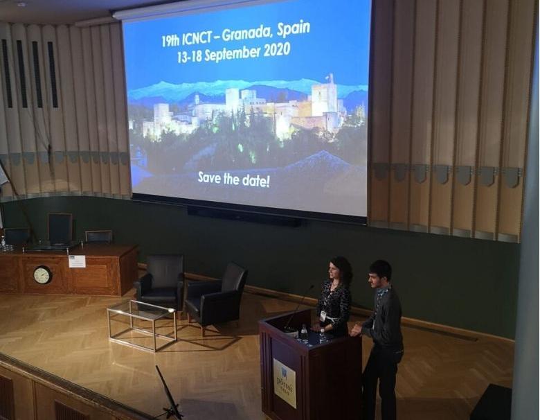 Presentación INCT 2019 en Granada - NEUTRONES PARA MEDICINA