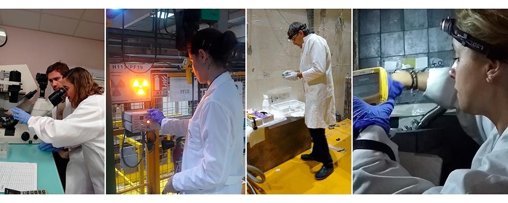 Research Team - Que Investigamos - Neutrons For Medicine