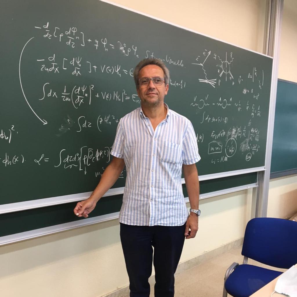 Fernando Arias de Saavedra Alías: